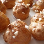 Chouquettes (au Thermomix)