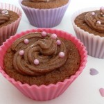Cupcakes extra-moelleux au Nutella