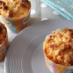 Muffins moelleux pomme poire banane